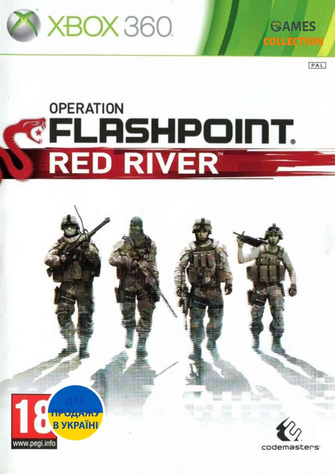 Operation Flashpoint: Red River(XBOX360)-thumb