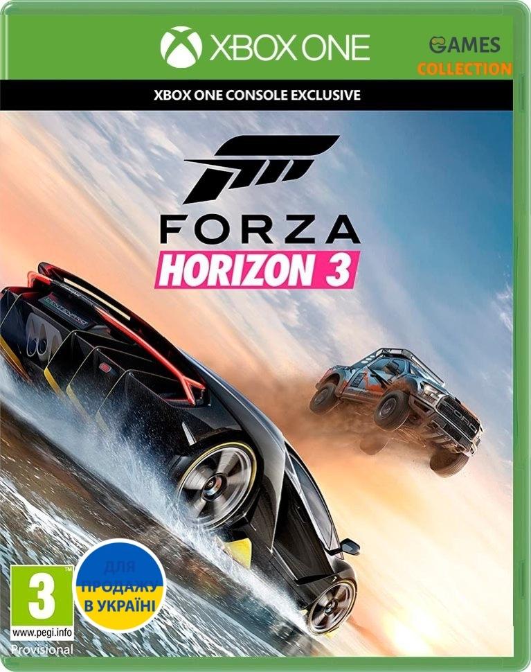 Forza Horison 3 (XBOX ONE)-thumb