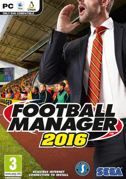 FOOTBALL MANAGER 2016 КЛЮЧ (PC)-thumb