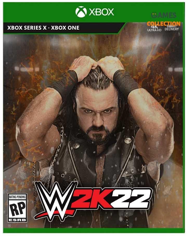 WWE 2K22 (XBOX ONE/XSX)-thumb