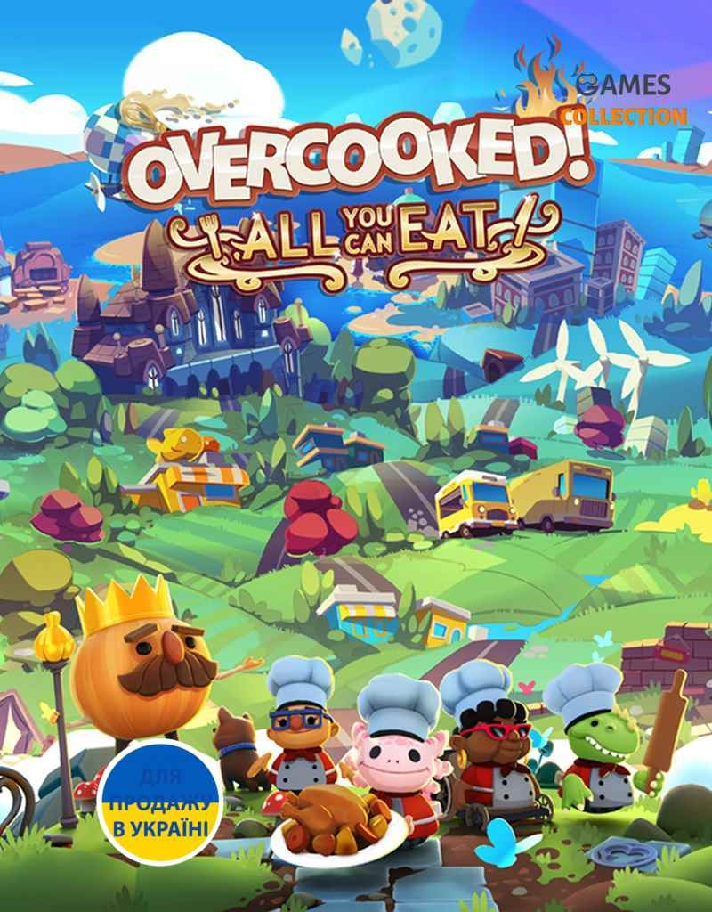 Overcooked: All You Can Eat (PS5)-thumb