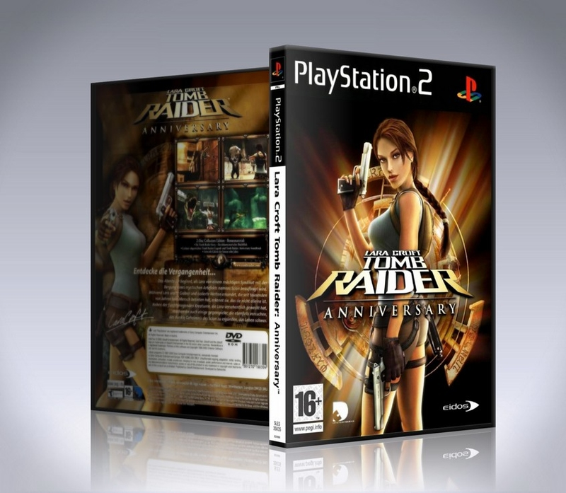 [PS2] Tomb Raider: Anniversary-thumb