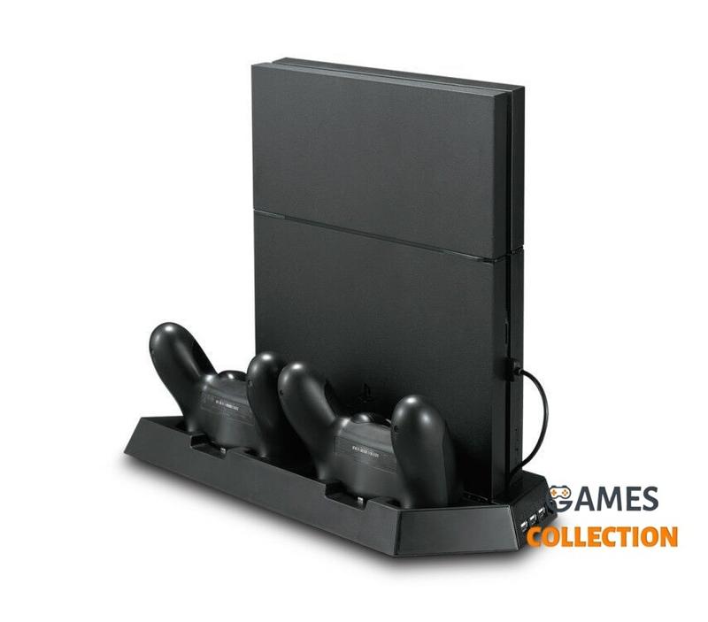 Многофункциональный вентилятор охлаждения (PS4 SLIM)-thumb
