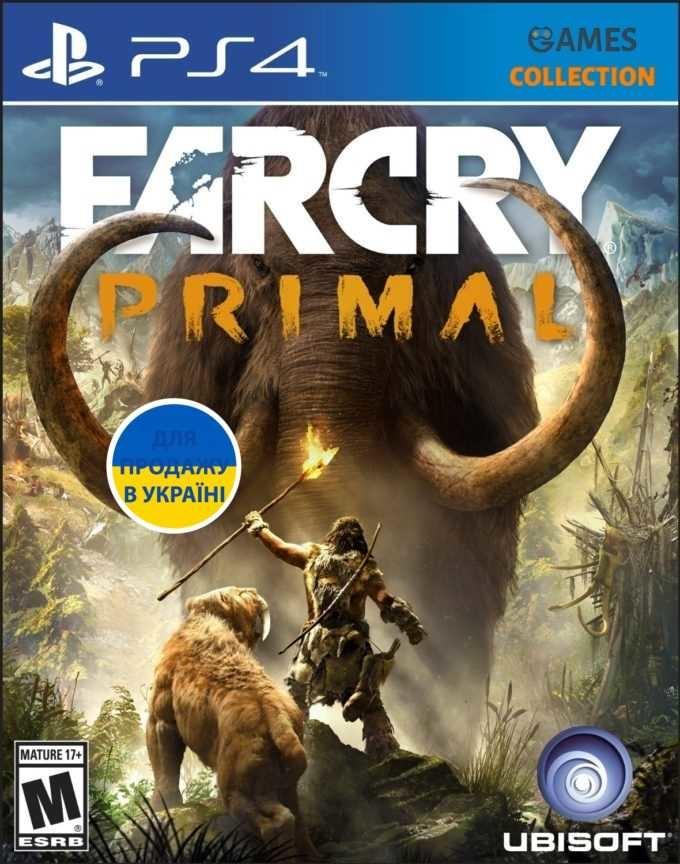 Far Cry Primal (PS4)-thumb
