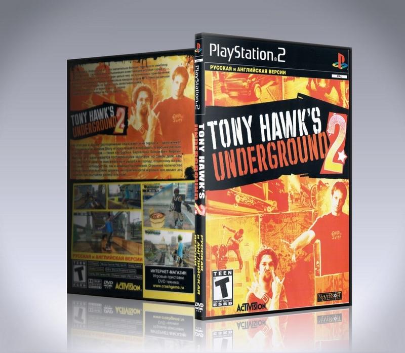 [PS2] Tony Hawk's Underground 2-thumb