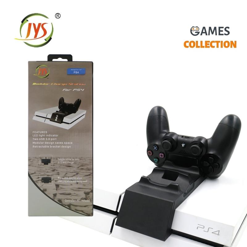 Зарядное устройство контроллеров PS4-thumb
