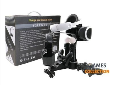 Зарядное устройство «четыре в одном» PS4/PS MOVE/PS VR-thumb