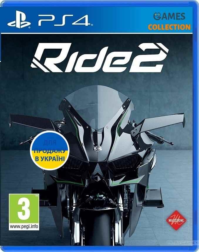 Ride 2 (PS4)-thumb