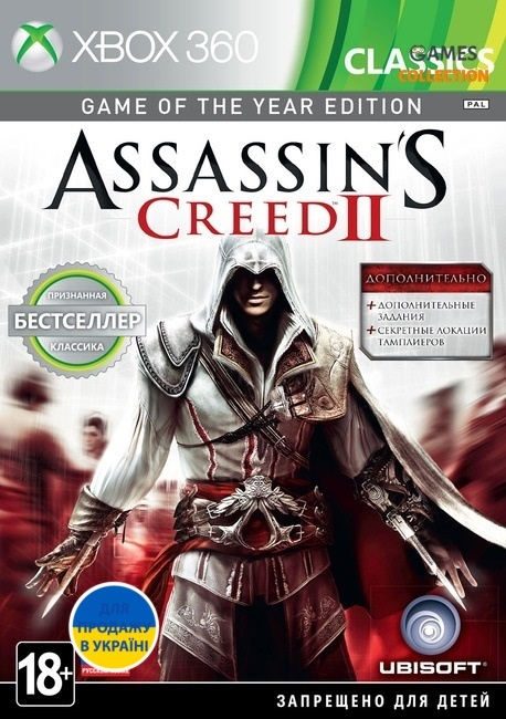 Assassin'S Creed II: Game of Year Edition (XBOX360)-thumb