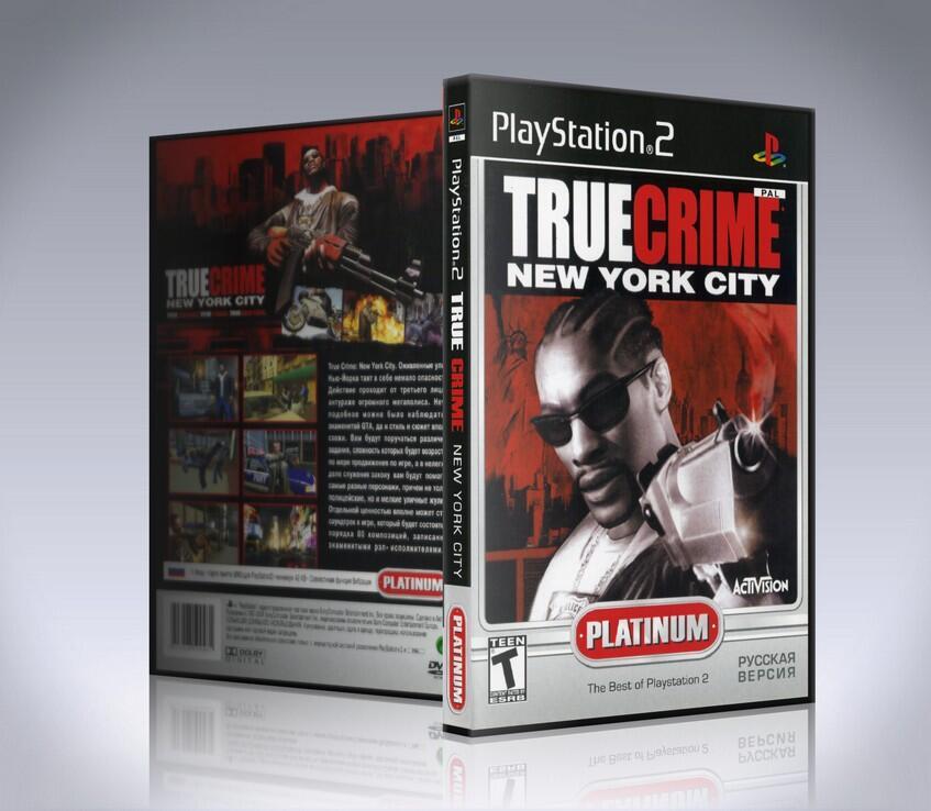 [PS2] TRUE CRIME: NEW YORK CITY-thumb