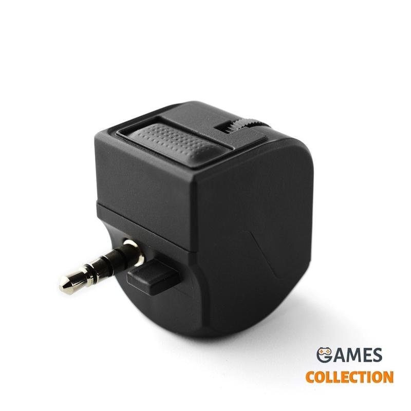 Адаптер для наушников + регулятор громкости чата (PS4 VR)-thumb