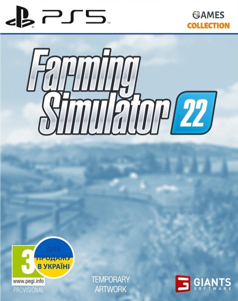 Farming Simulator 22 (PS5)-thumb