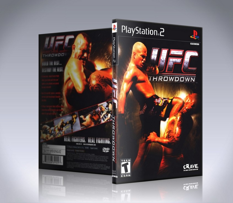 UFC (Ultimate Fighting Championship) – Throwdown для PS2-thumb