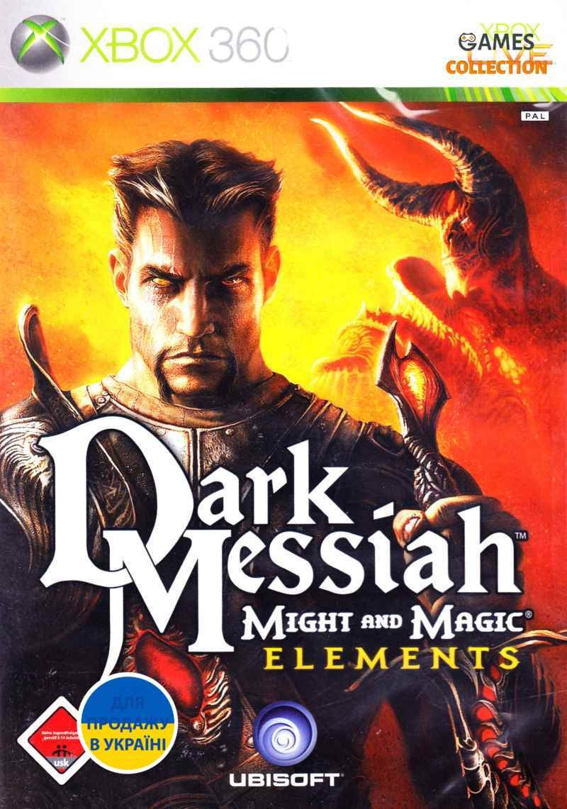 Dark Messiah of Might and Magic: Elements (XBOX360)-thumb