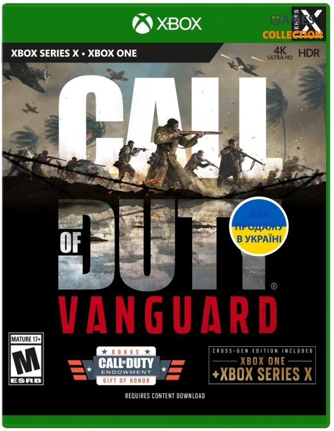 Call of Duty: Vanguard (XBOX ONE/XSX)-thumb
