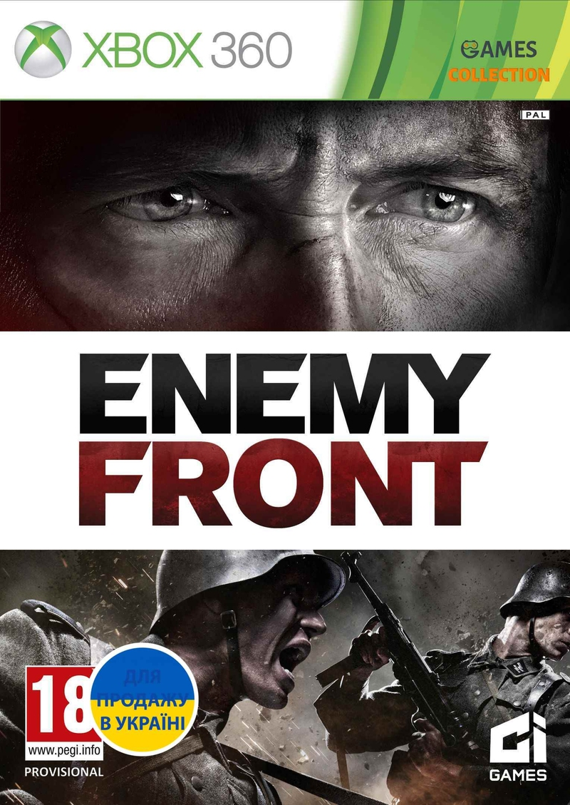 Enemy Front (XBOX360)-thumb