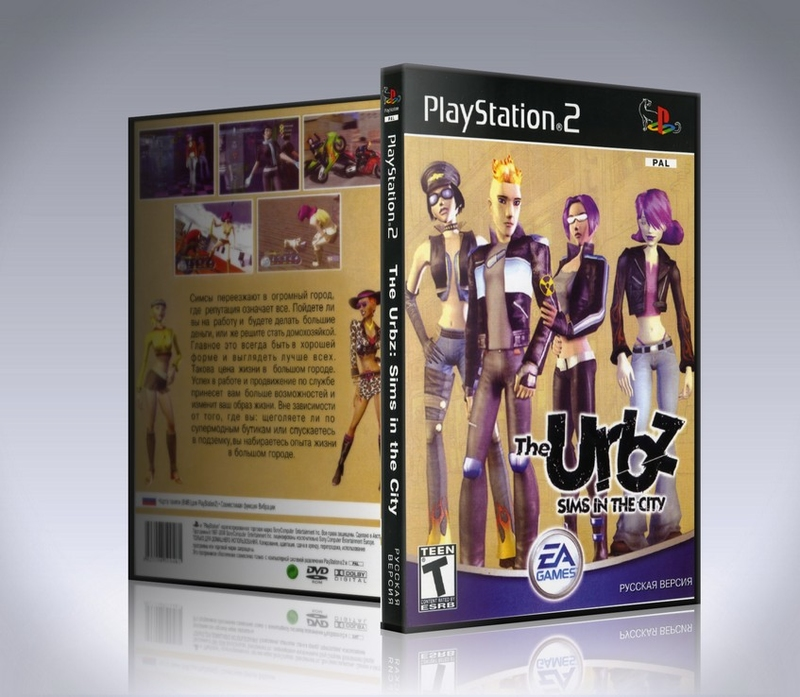 [PS2] The Urbz: Sims in the City-thumb