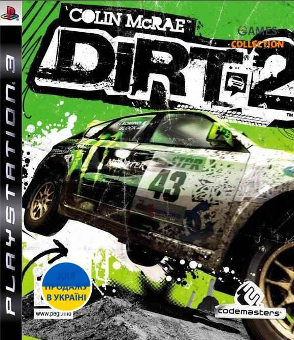 Colin McRae: DIRT 2 (PS3)-thumb