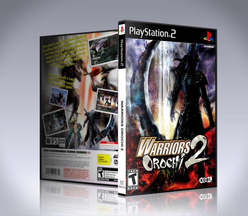 Warriors Orochi 2 PS2-thumb