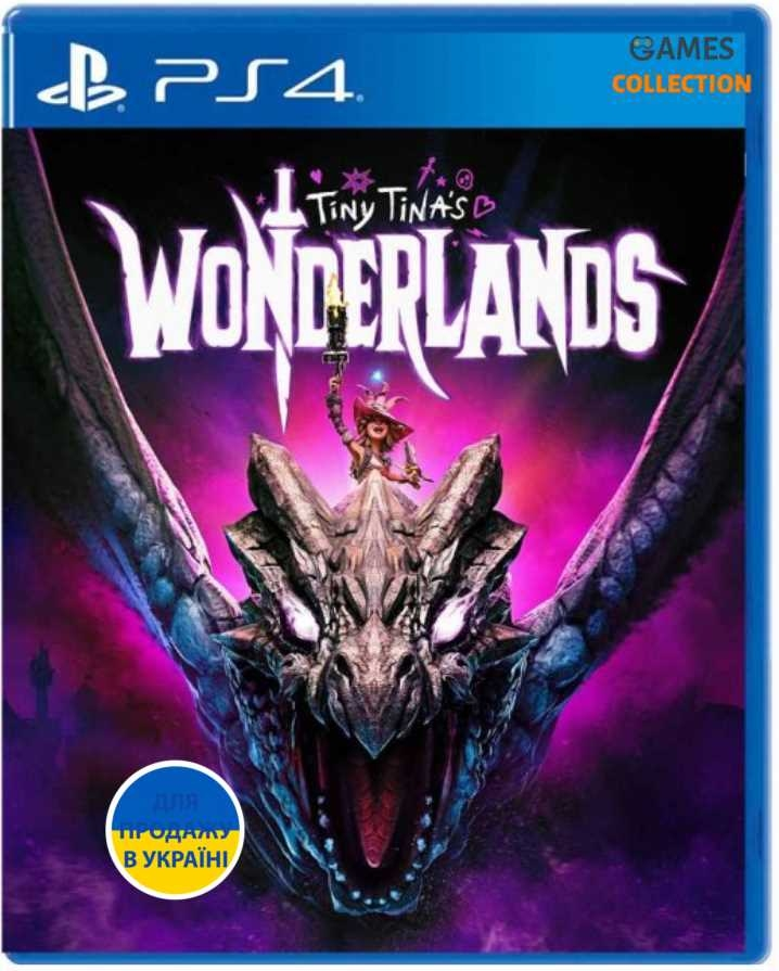 Tiny Tina's Wonderlands (PS4)-thumb