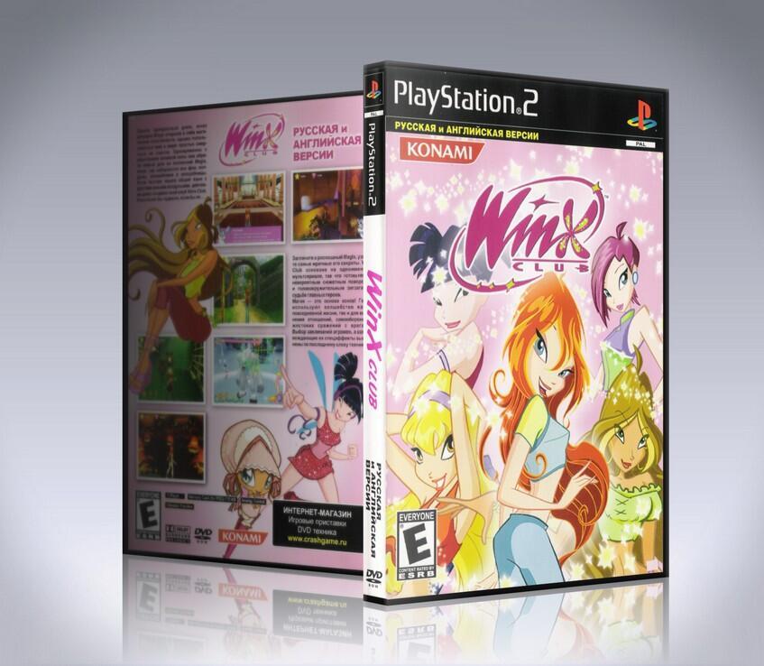 Winx Club PS2-thumb
