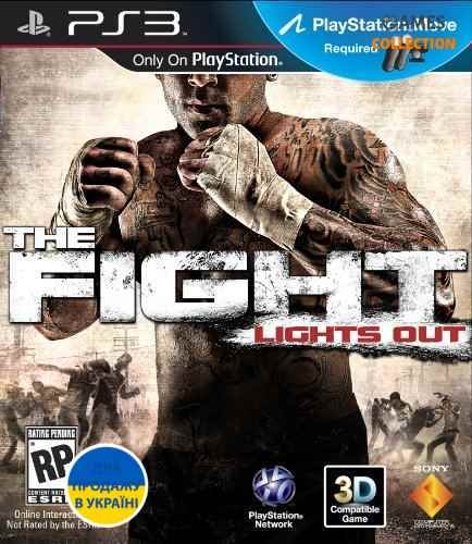 The Fight: Light Out (PS3)-thumb
