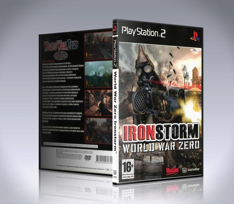[PS2] World War Zero: Iron Storm-thumb