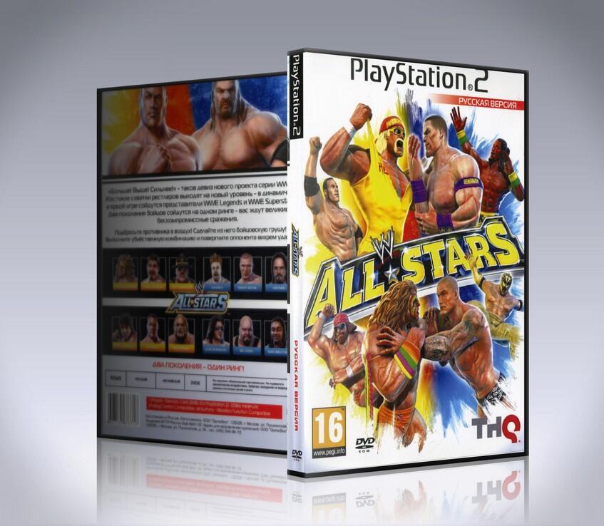 [PS2] WWE All Stars-thumb