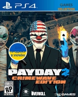 Payday 2: Crimewave Edition (PS4)-thumb