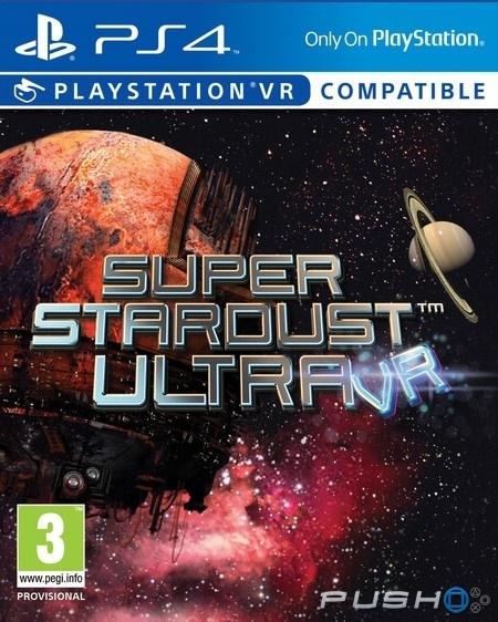 Super Stardust Ultra (PS VR)-thumb