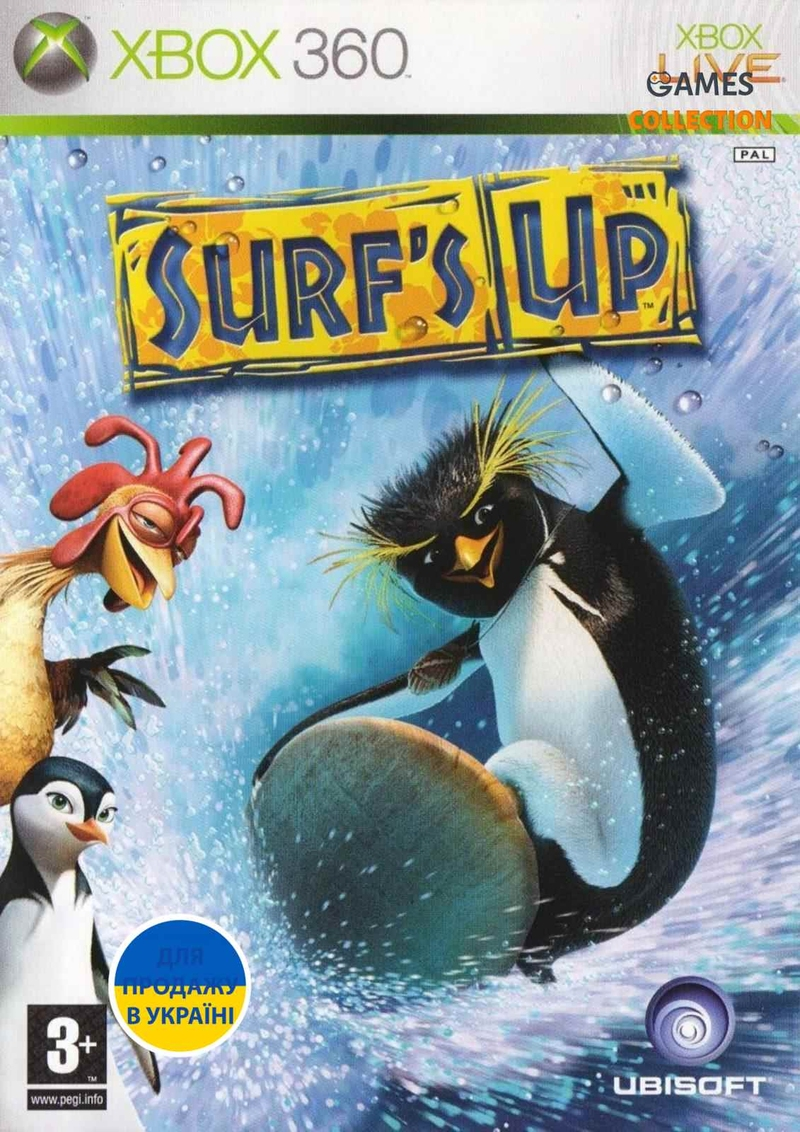 Surf's Up (XBOX360)-thumb
