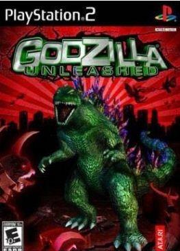 GODZILLA UNLEASHED (PS2)-thumb
