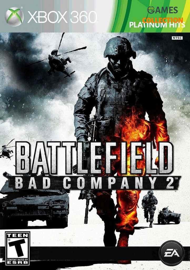 Battlefield: Bad Company 2 (XBOX360) Лицензия-thumb