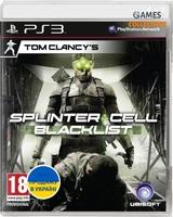 Tom Clancy's Splinter Cell: Blacklist (PS3)-thumb