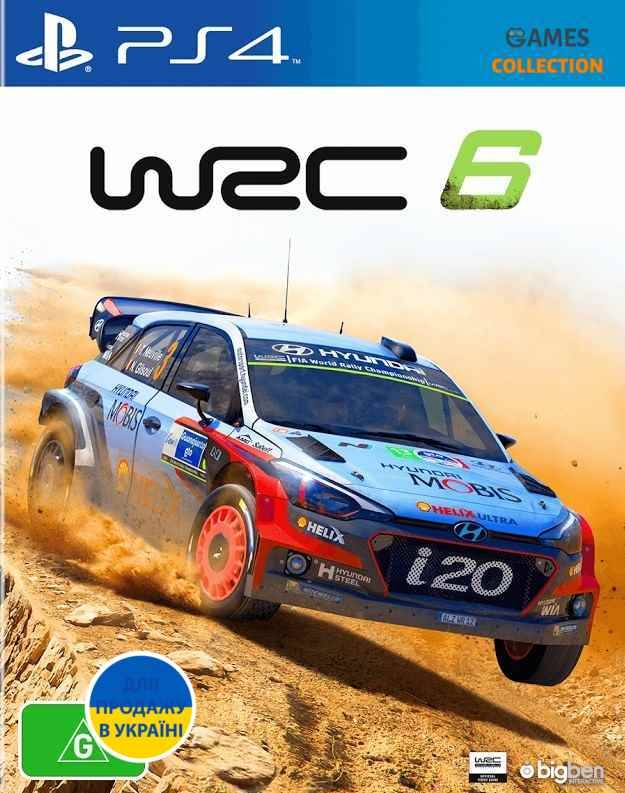WRC 6 (PS4)-thumb