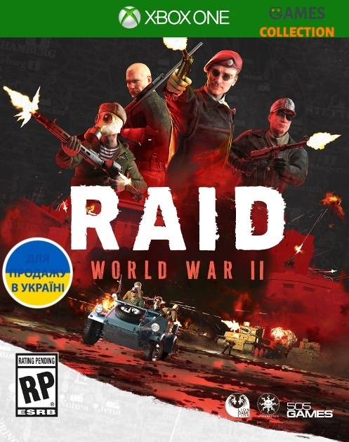 RAID WWII (Xbox One)-thumb
