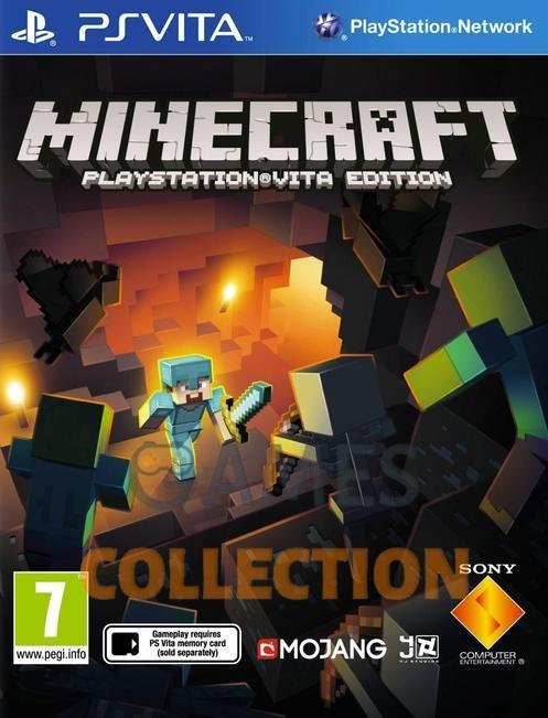 Minecraft – без коробки (PS Vita)-thumb