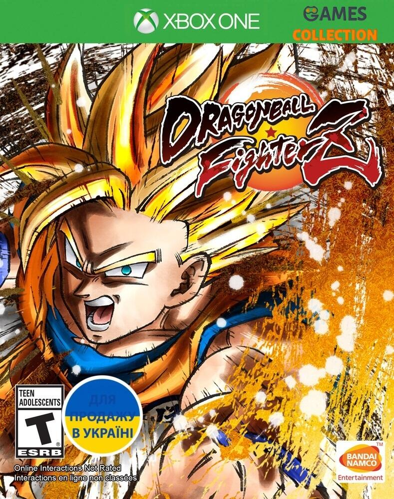 Dragon Ball FighterZ (Xbox One)-thumb