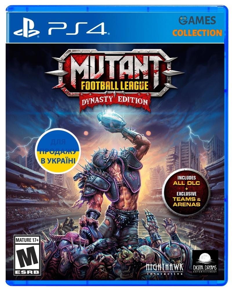 Mutant Football League (PS4)-thumb