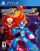 Mega Man X Legacy Collection 1 and 2 (PS4)-thumb