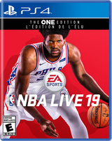 NBA Live 19 The One Edition (PS4)-thumb