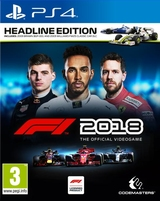 F1 2018 Headline Edition (PS4)-thumb