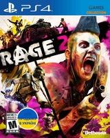 RAGE 2 (PS4) Б/У-thumb