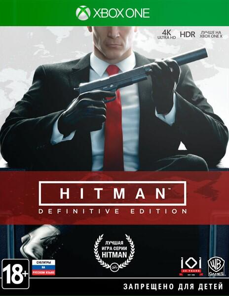 Hitman Definitive Edition (Xbox One)-thumb