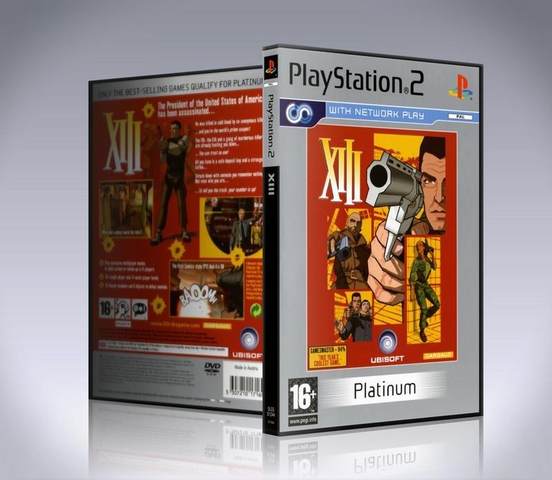 [PS2] XIII-thumb