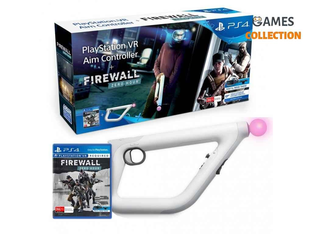Firewall: Zero Hour Aim Controller Bundle for PlayStation VR (PS4)-thumb