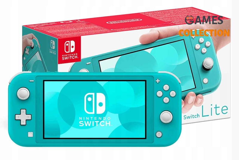 Nintendo Switch Lite (Blue)-thumb