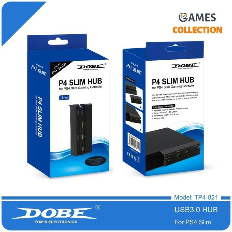 Разветвитель USB HUB (PS4/SLIM)-thumb