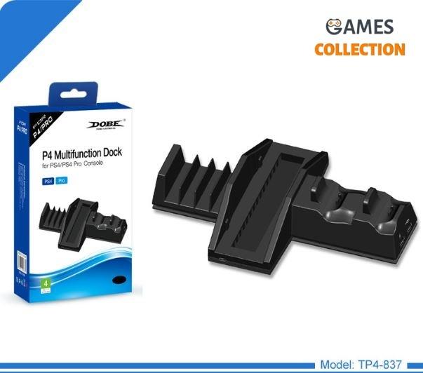 Универсальное зарядное устройство – стенд (PS4/PRO)-thumb