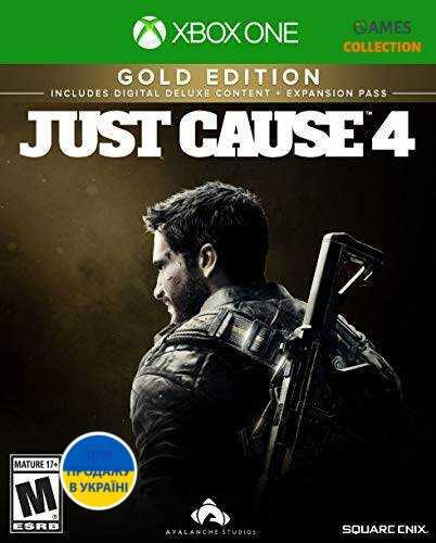 Just Cause 4 Gold Edition (Xbox One)-thumb